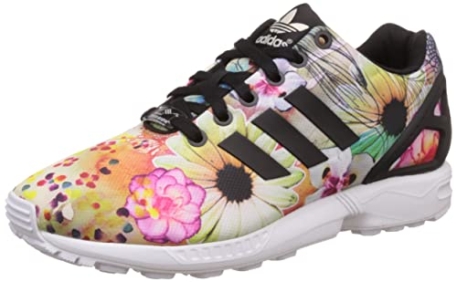 Adidas Originals - Zx Flux, Sneakers da donna, Multicolore (Core Black/Core