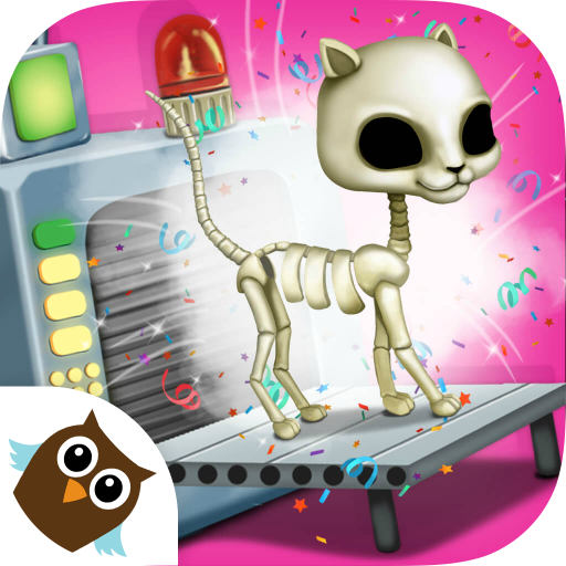 Cat Hair Salon Birthday Party - Kitty Haircut Care (Best Virtual Hairstyle App)
