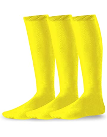 7e26c44b5d97 Soxnet Acrylic Unisex Soccer Sports Team Cushion Socks 3 Pack