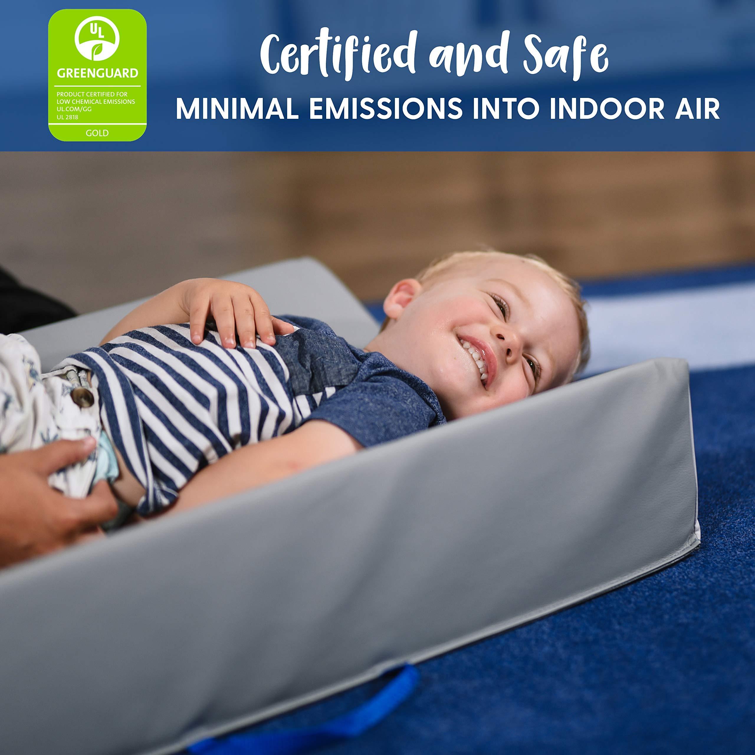 ECR4Kids Ultra-Soft Daycare Baby Changing Pad by ECR4Kids (Image #5)