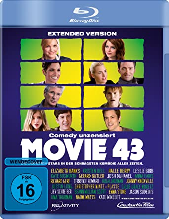 movie 43 blu ray