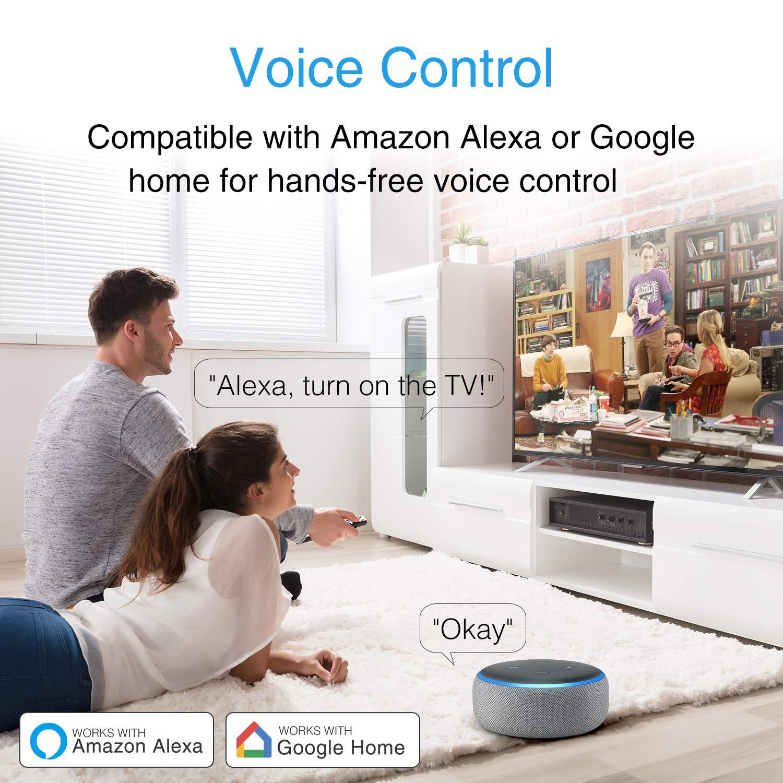 Smart Plug Mi Home Control desde cualquier lugar, toma WiFi ...