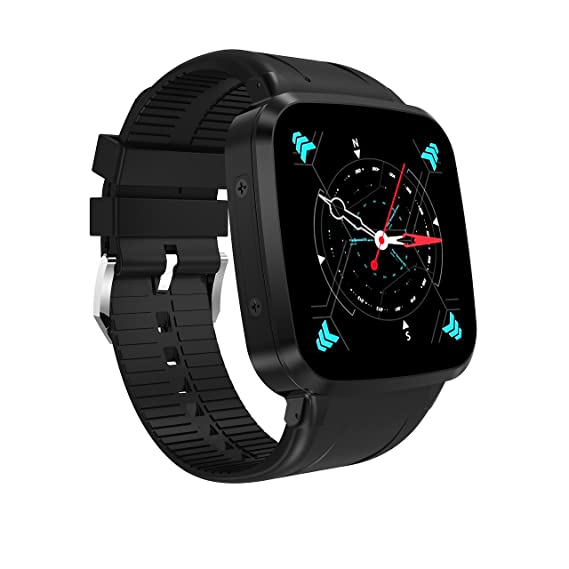 "Smartwatch,Bluetooth Smart Watch for All Android Cell Phone N8 1.54"" IPS Android 5.1"