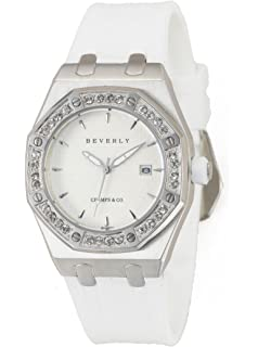 Beverly Ice Womens AM3 1SL/WH2 Stainless Steel Watch