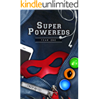 Super Powereds: Year 1 (English Edition)