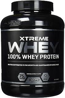 Xcore Xtreme 100% Whey Protein Powder 2kg - Aumenta el Crecimiento y el mantenimiento de