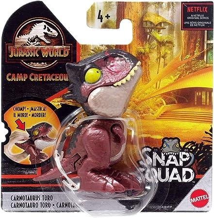 Jurassic World Carnotaurus GPB10: Amazon.es: Juguetes y juegos