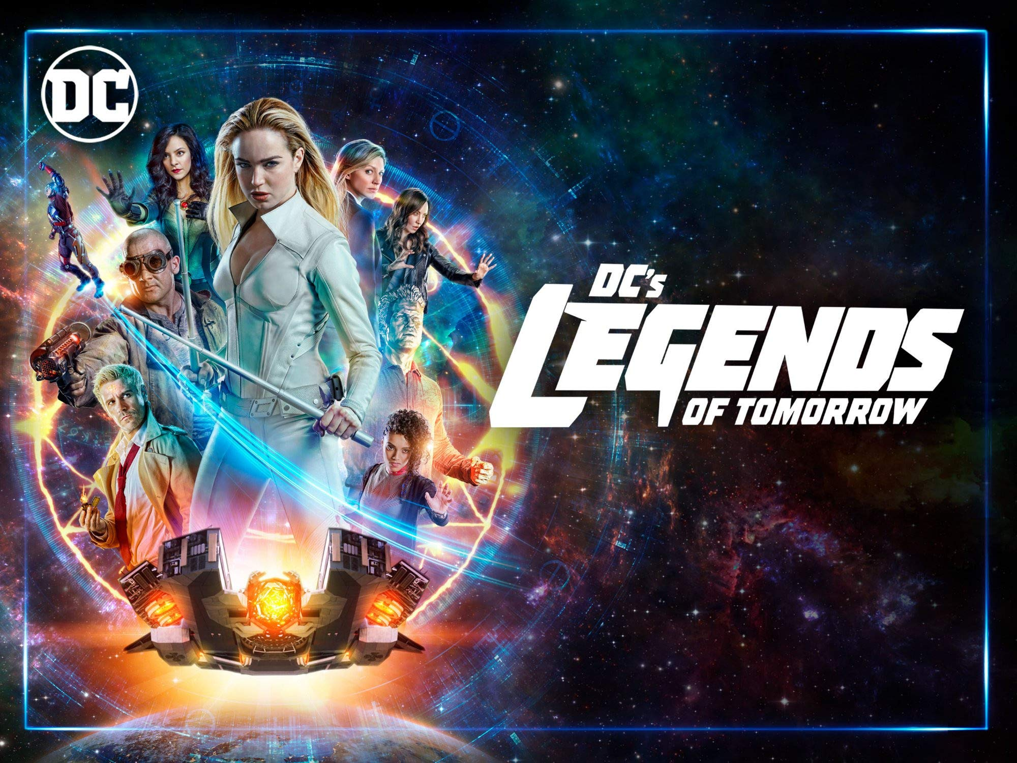 Amazon Com Watch Dc S Legends Of Tomorrow Season 1 Prime Video