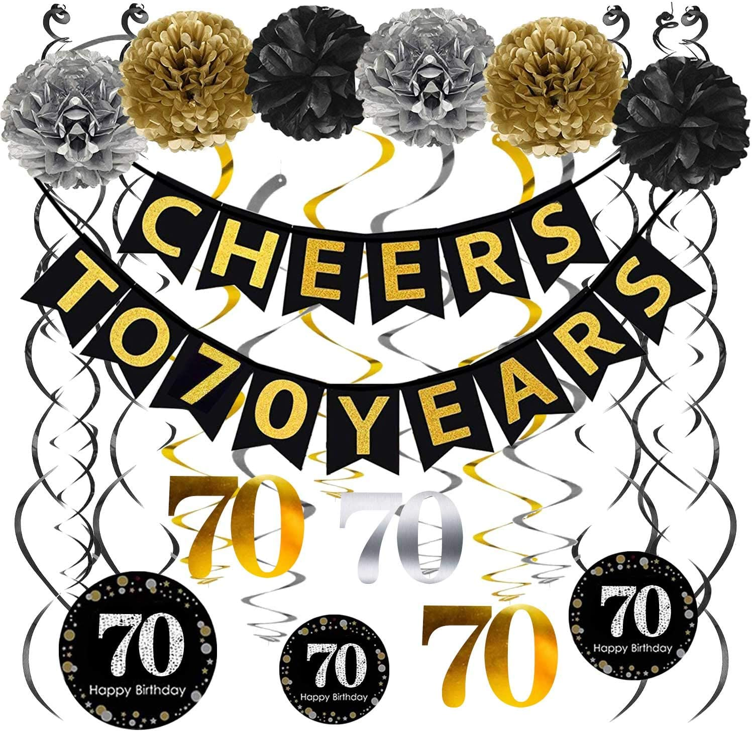 cheers to 70 years 70th birthday decor 70 years old 70th birthday party custom wrappers 70th anniversary cheers to 70 years 70th