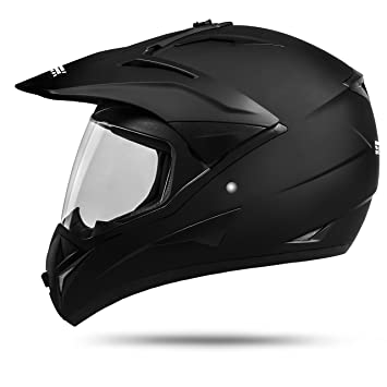 ATO-Helme GS War Casco de enduro se ajusta a la normativa ECE 2205 maacute