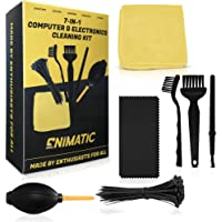 Enimatic Computer Cleaning Kit   PC Cleaning Kit for Computers, Desktops, PCs, Laptops, and More   Clean, Organize, and…