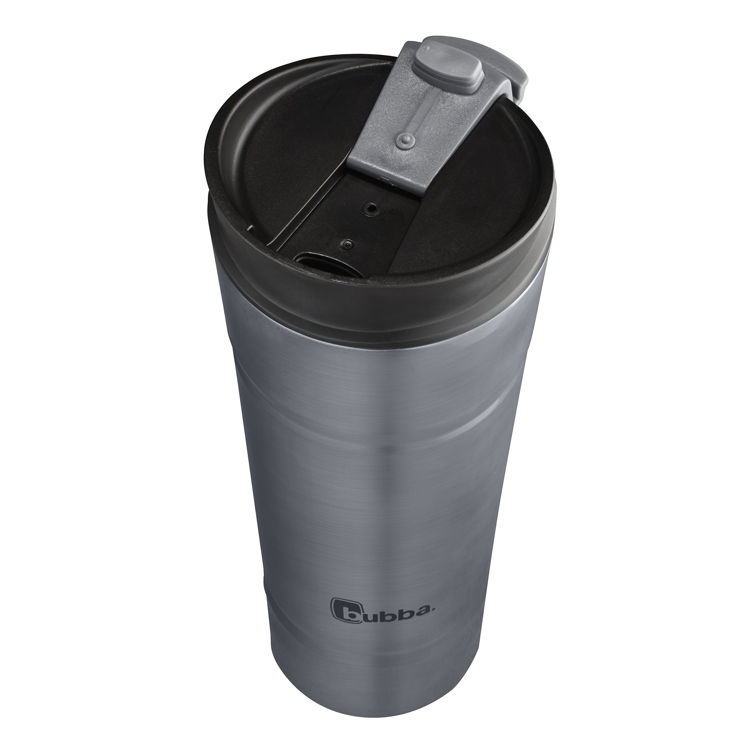 Bubba HT Vacuum-Insulated Stainless Steel Travel Mug, 20 oz, Smoke by BUBBA BRANDS (Image #2)