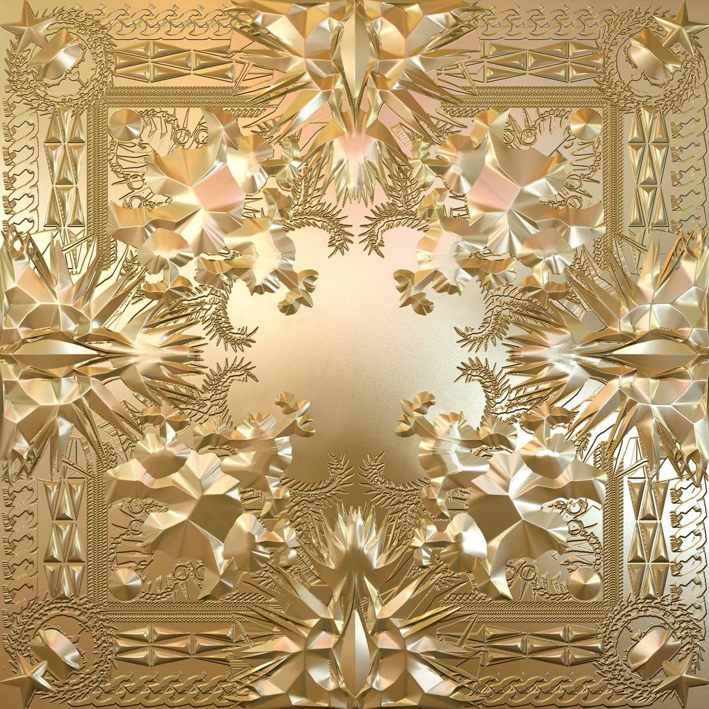 CD : Jay-Z - Watch the Throne [Explicit Content]