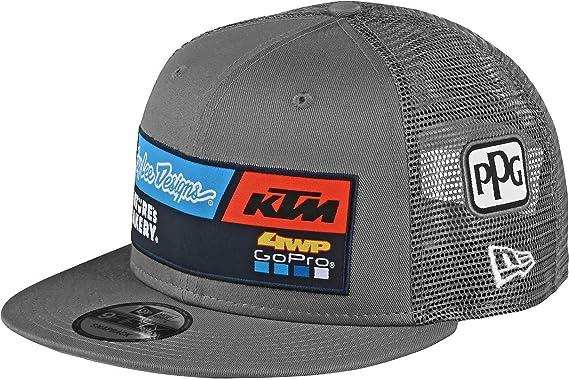 Troy Lee Designs 20 TLD KTM Gorra Ajustable para Camionero de ...