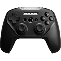 SteelSeries Stratus Duo Wireless Gaming Controller – Made for Android, Windows, and VR – Dual-Wireless Connectivity…