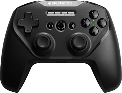 SteelSerieGaming Controller – Dual-Wireless Connectivity – High-Performance Materials – Supports Fortnite Mobile