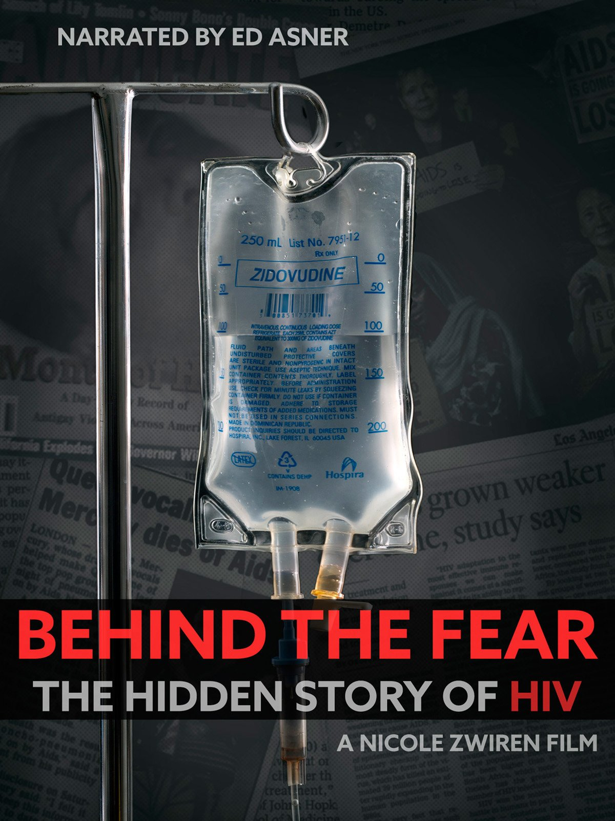 Amazon com: Watch Behind the Fear: The Hidden Story of HIV