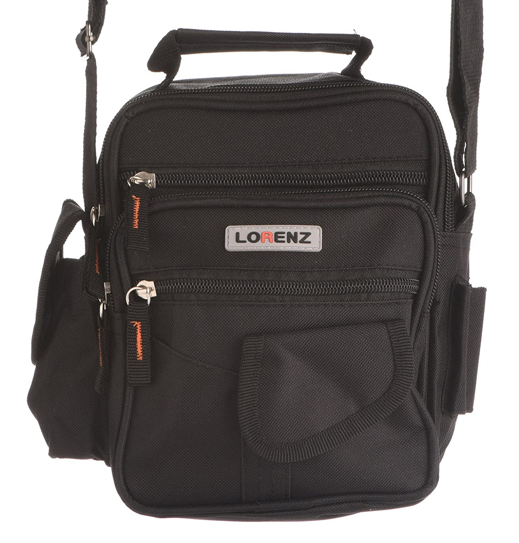 3fe5de51d8 Lorenz Small Canvas Multi Functional Unisex Bag Holdall (2572)   Amazon.co.uk  Sports   Outdoors