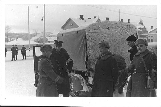 Amazon com: Vintage photo of Swedish Finnish ambassador on