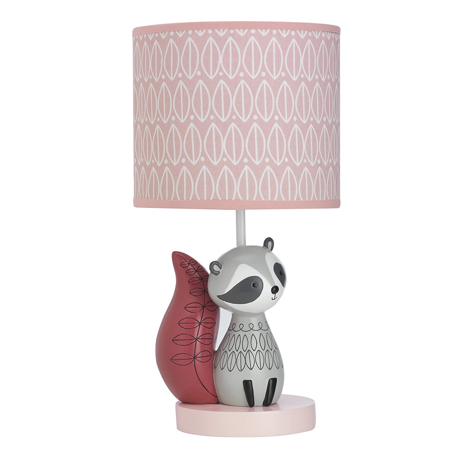 Amazon Com Lambs Ivy Little Woodland Lamp With Shade Bulb