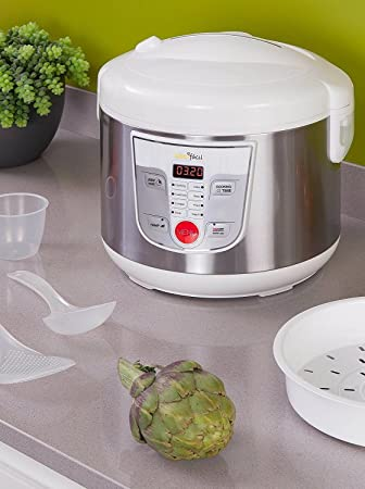 Top SHOP Coci Facil 9 en 1 robot de cocina Potencia 700 W cocción al horno y a vapor CC90: Amazon.es: Hogar
