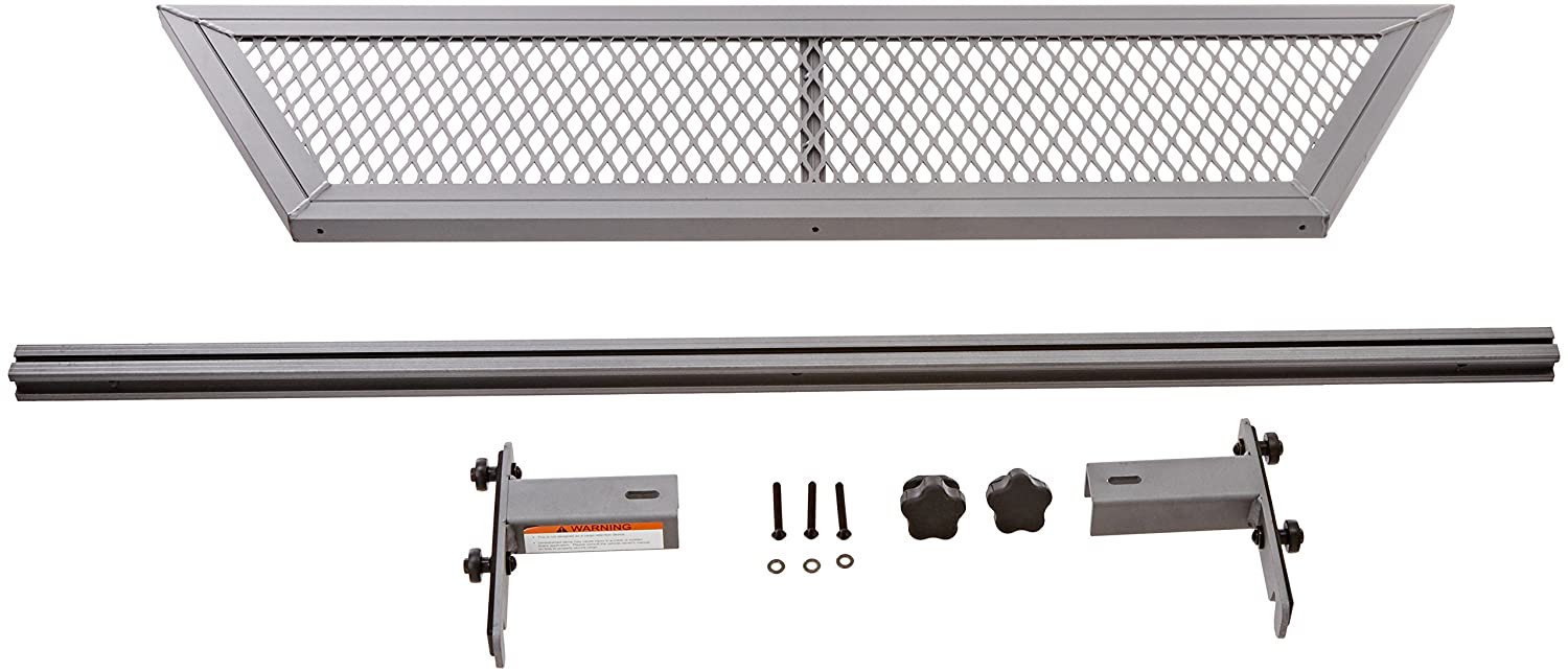 Genuine Nissan Accessories 999T7-BR500 Gray Sliding Bed Divider