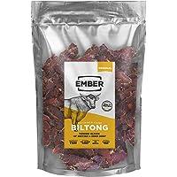 Ember Biltong Großpacksack - Beef Jerky Original - Proteinreicher Snack - Original (1x500g)