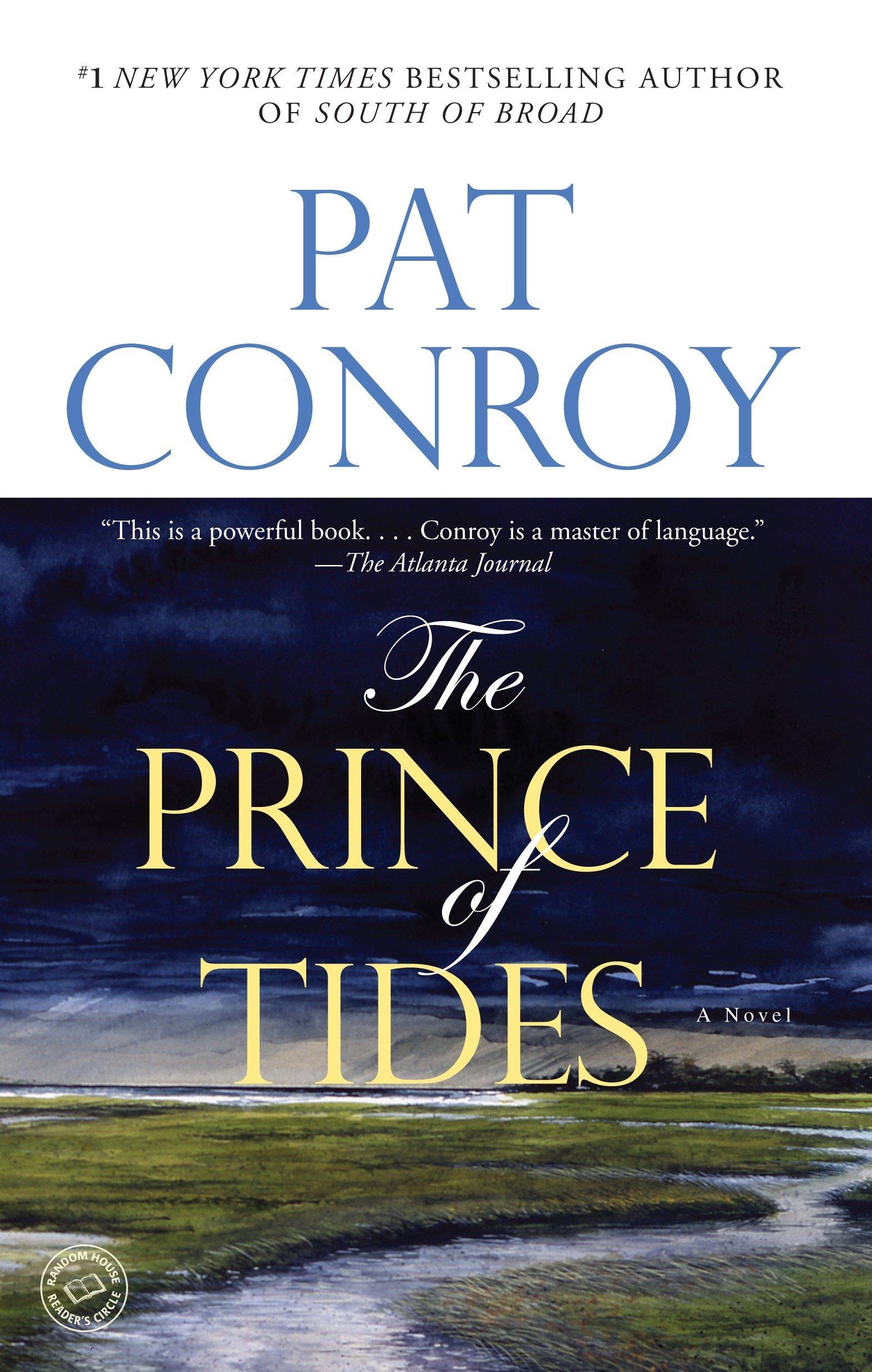 Prince Tides Novel Pat Conroy product image