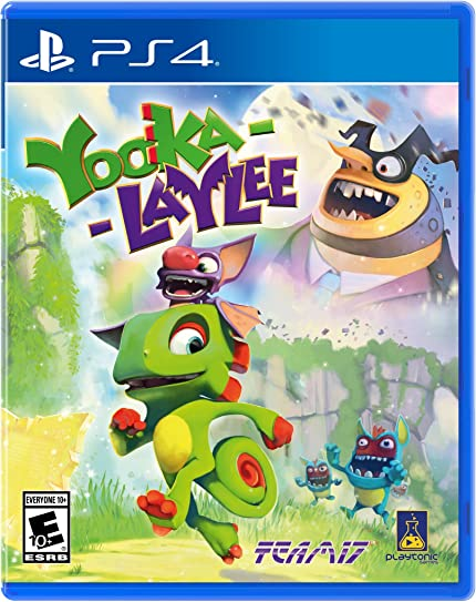 Image result for yooka laylee ps4