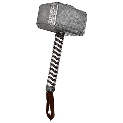 Rubie's Marvel Avengers: Endgame Mjolnir Hammer Costume Accessory: Toys & Games