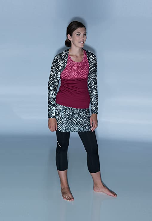 3f3eed92f8 Amazon.com: Skirt Sports Womens Reflective Safety Skirt: Sports & Outdoors