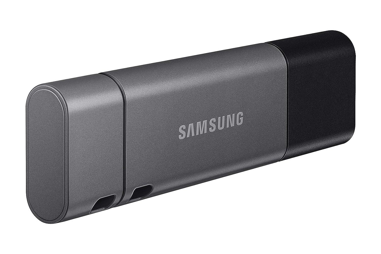 95c30a42174 Amazon.com: Samsung Duo Plus 128GB - 300MB/s USB 3.1 Flash Drive  (MUF-128DB/AM): Computers & Accessories