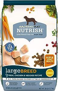 Rachael Ray Nutrish Big Life Large Breed Dry Dog Food