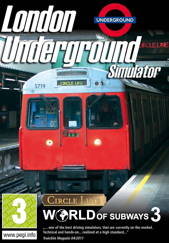 Amazon Com London Underground Simulator For Pc Dvd Rom Video Games