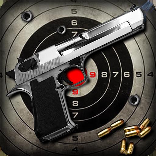 gun and target practice - 6