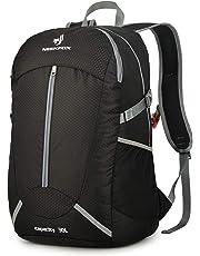 NEEKFOX Lightweight Packable Hiking Backpack 30L Travel Hiking Daypack for  Men Women a038254f98