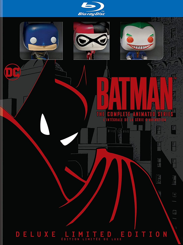 Batman Animated Series: DE: LE [Blu-ray] Various Warner Bros.