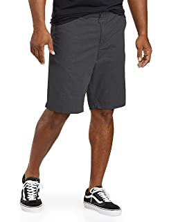 8bdf3484ee True Nation by DXL Big and Tall Stretch Twill Shorts at Amazon Men's ...