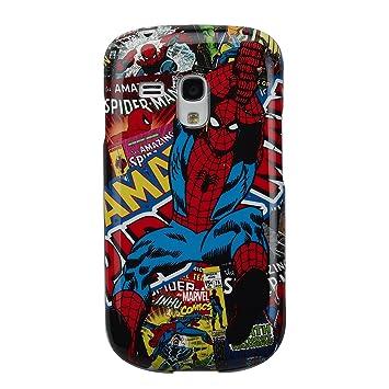 Marvel Bchc004Ka1 - Carcasa rígida para Samsung Galaxy S3 ...