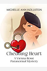 Cheating Heart, A Vienna Rossi Paranormal Mystery: A Vienna Rossi Paranormal Mystery (A Lost Souls Book 3) Kindle Edition