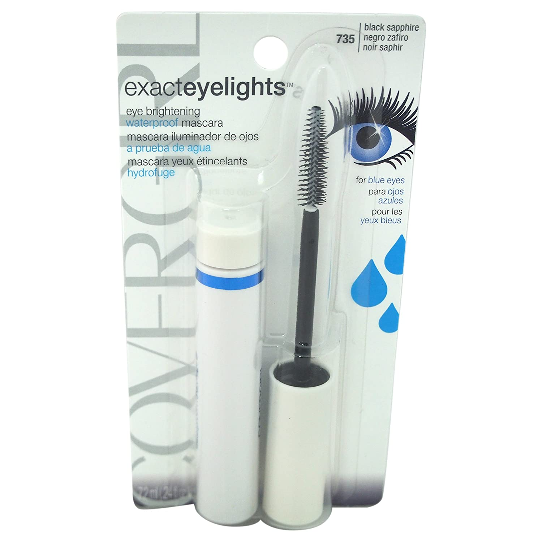 5987e1ead8a Amazon.com : COVERGIRL Exact Eyelights Waterproof Mascara Black Pearl for  Brown Eyes 730, .24 oz : Cover Girl Eyelights Mascara For Brown Eyes :  Beauty