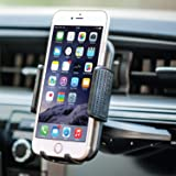 Bestrix Universal CD Slot Phone Holder for Car ideal for iPhone X, 8, 7, 6, 6S Plus 5S, 5C, 5, Samsung Galaxy S5, S6, S7, S8, Edge/Plus Note 4,5,8, LG G4, G5, G6, V30 all smartphones up to 6""