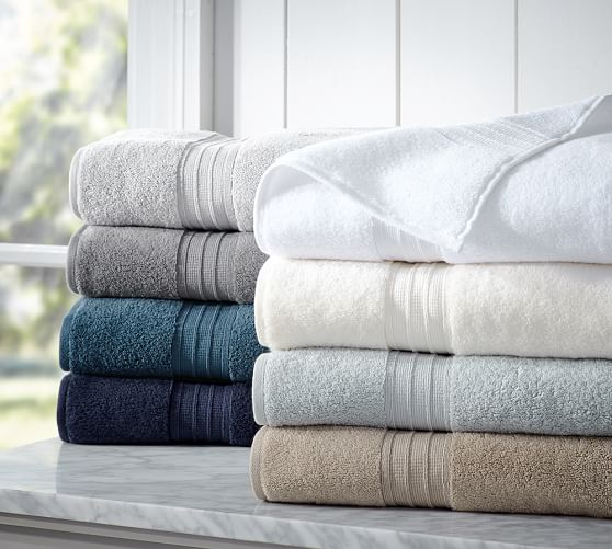 Hydrocotton Bath Towels | Pottery Barn