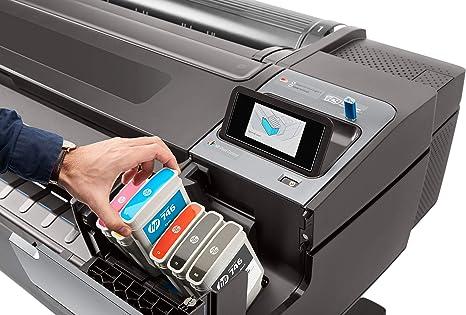 HP Designjet Z6 Impresora de Gran Formato Color 2400 x 1200 dpi Inyección de Tinta A1 (594 x 841 mm) Designjet Z6, 2400 x 1200 dpi, Inyección de Tinta, GL/2, RTL,PDF 1.7,Postscript
