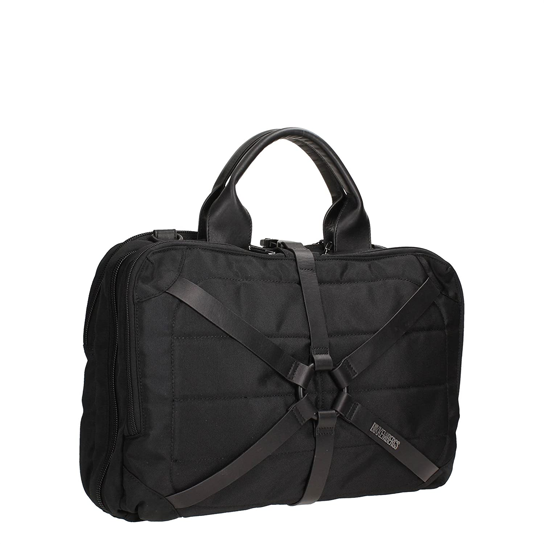 best service 4e4d9 362a2 Amazon.com: Bikkembergs - Bag Dirk Bikkembergs Duffle Black ...