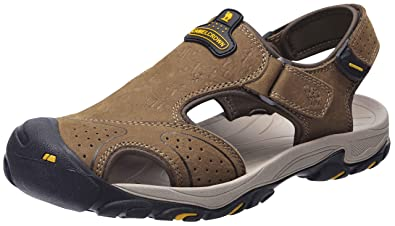 Men's Shoes 2019 Men's Big Size Outdoor Sandals Genuine Leather Hiking Beach Fisherman Shoes