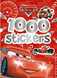 CARS, 1000 STICKERS
