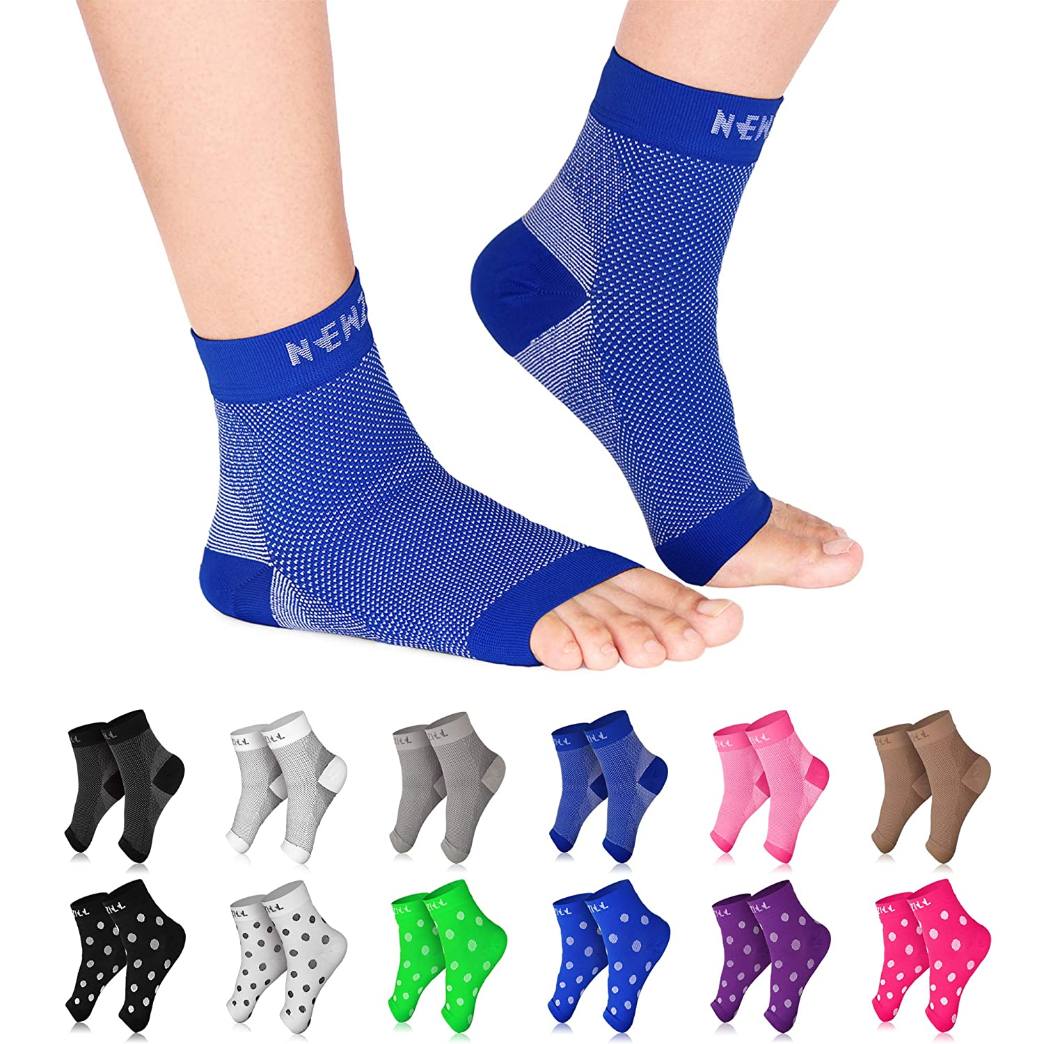 Best Women\\\\\\\'S Dress Shoes For Plantar Fasciitis 2020 Amazon.com: NEWZILL Plantar Fasciitis Socks with Arch Support