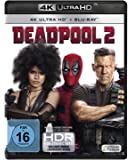 Deadpool 2 [4K Ultra HD + Blu-ray]