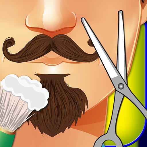 Beard Salon – Free Games for Kids. (Beard With Goatee)